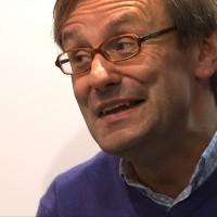 Theos Talk mit Simon Halsey, Henning Scherf und Hanno Müller-Brachmann