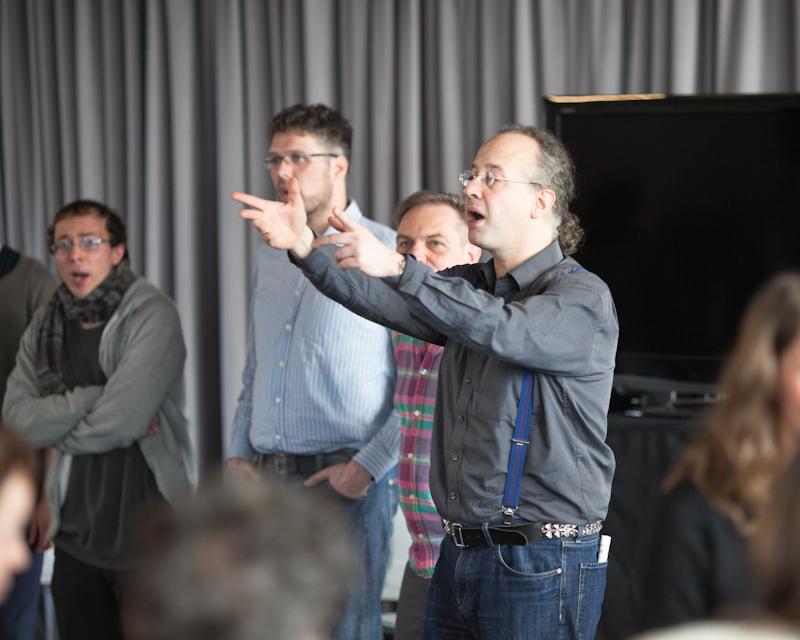 Singen-ohne-Noten-Workshop (Foto: Zuckrow)
