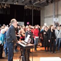 Ich-kann-nicht-singen-Chor (Foto: Zuckrow)