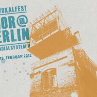 CHOR@BERLIN 2012 – die Website