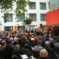 """Volles Haus beim ersten Konzert der """"Auftakt Romantik""""-Reihe"""