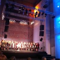 Konzerte in der Jugend-Kultur-Kirche Sankt Peter: Alles andere als Friedhofsruhe