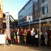 Die Nacht der Chöre: Frankfurt war voll Gesang