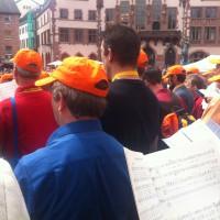 Beatlemania auf dem Römerberg