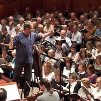 600 singen den Elias in der Alten Oper in Frankfurt