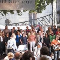 Photographische Eindrücke vom vierten Tag des Chorfestes