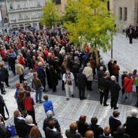 DCV feiert 150-jähriges Bestehen in Coburg