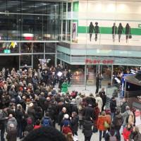 Der Ostbahnhof wird zum größten Konzertsaal Berlins