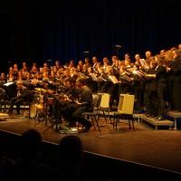 Eine Uraufführung, Bach gescattet und ein tanzendes Publikum – die Höhepunkte der Nacht der Chöre