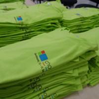 Der Tag vor der chor.com: Fachteilnehmertickets ausverkauft / Aufbau der Messe hat begonnen
