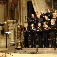 Cantemus Chamber Choir Wales (Ltg.: Huw Williams)