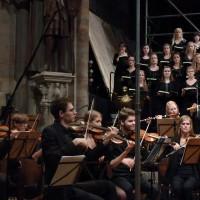 Deutscher Jugendkammerchor, Jugendbarockorchester Michaelstein Bachs Erben, Leitung: Robert Göstl
