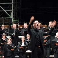 Dortmunder Bachchor an St. Reinoldi, cappella vocale der Bergischen Musikschule Wuppertal (Ltg.: Klaus Eldert Müller)