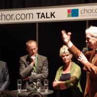 "chor.com 2013 gestartet: ""...dann geht die Post ab!"""