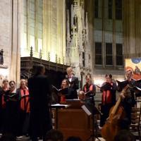 Dresdner Kammerchor, Leitung: Hans-Christoph Rademann