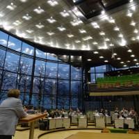 Nein, Angela Merkel war nicht da – aber Maria Löhlein-Mader, Badischer Chorverband