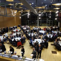 Bankett im Internationalen Congress Centrum