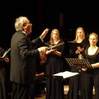 Frieder Bernius spricht über die Zusammenarbeit mit dem Deutschen Jugendkammerchor