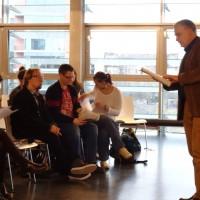 Workshops zum Singen mit Kindern und Jugendlichen bei Chor@Berlin