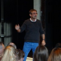 Video von der Probe mit Simon Halsey für das Chor@Berlin-Mitsingkonzert