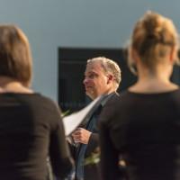 Robert Göstl verabschiedet sich vom Deutschen Jugendkammerchor