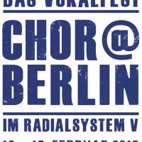 Workshops und Konzerte im Februar bei Chor@Berlin