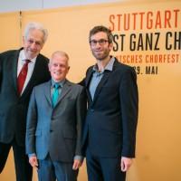 Stuttgart freut sich auf Deutsches Chorfest 2016