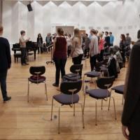 Fokus Neue Chormusik: Die schönsten Bilder aus dem Kursen mit Anne Kohler und Rupert Huber