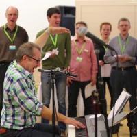Clips von der chor.com-Messe und aus den Workshops mit Bertrand Gröger und Oliver Gies