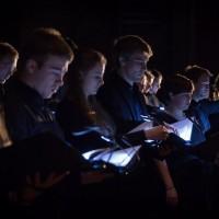 Clips der Konzerte mit dem SWR Vokalensemble Stuttgart und der Audi Jugendchorakademie