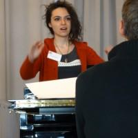 Auf geht's! Hans-Joachim Lustigs Dirigierkurs und der MDR Rundfunkchor eröffnen Chor@Berlin 2016