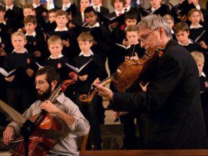 Knabenchor collegium iuvenum & Sirius Quartet