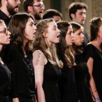 Die schönsten Bilder vom zweiten Chorfest-Tag