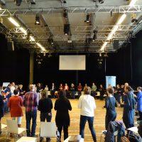 Workshop-Impressionen vom Samstag