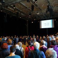 Impressionen vom Finaltag bei Chor@Berlin
