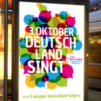3. Oktober – Deutschland singt