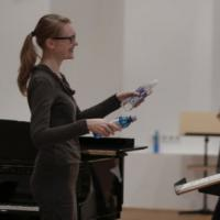 Clips aus den Intensivkursen der chor.com 2015 mit Anne Kohler und Frank Markowitsch