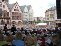 Chorfest-Stimmung: Der MGV 1880/1886 Hahnheim